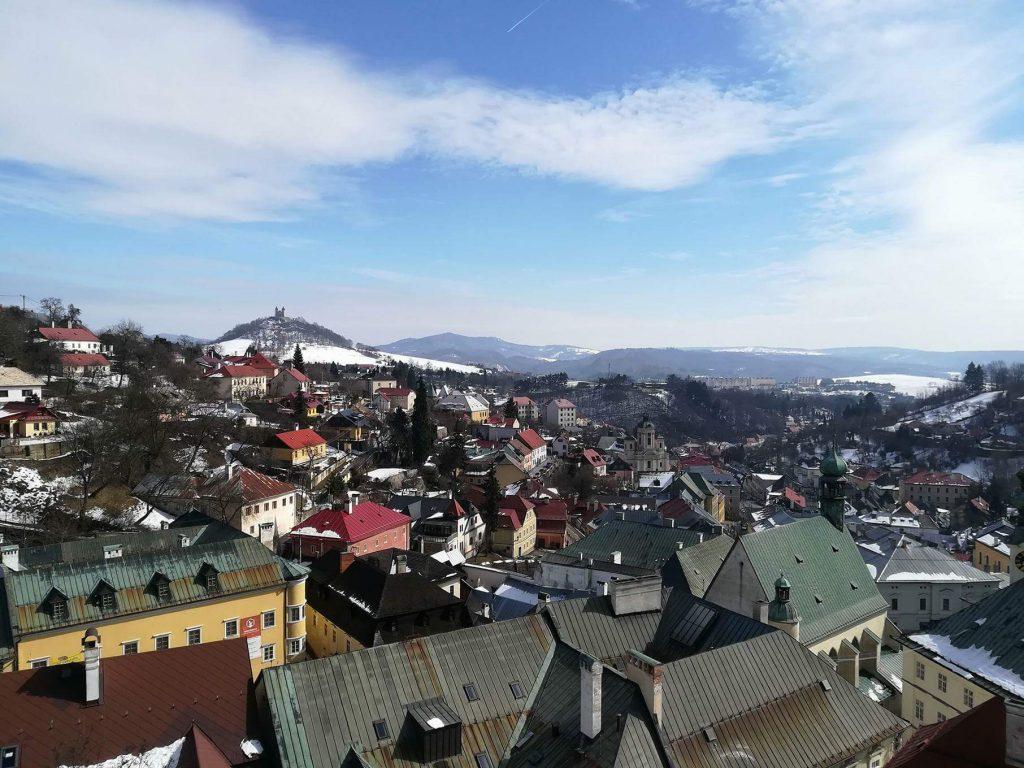 Banská Štiavnica - duša ženy