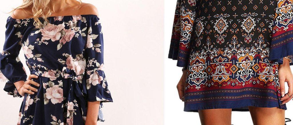 Šaty kvety a vzory - wishlist - duša ženy