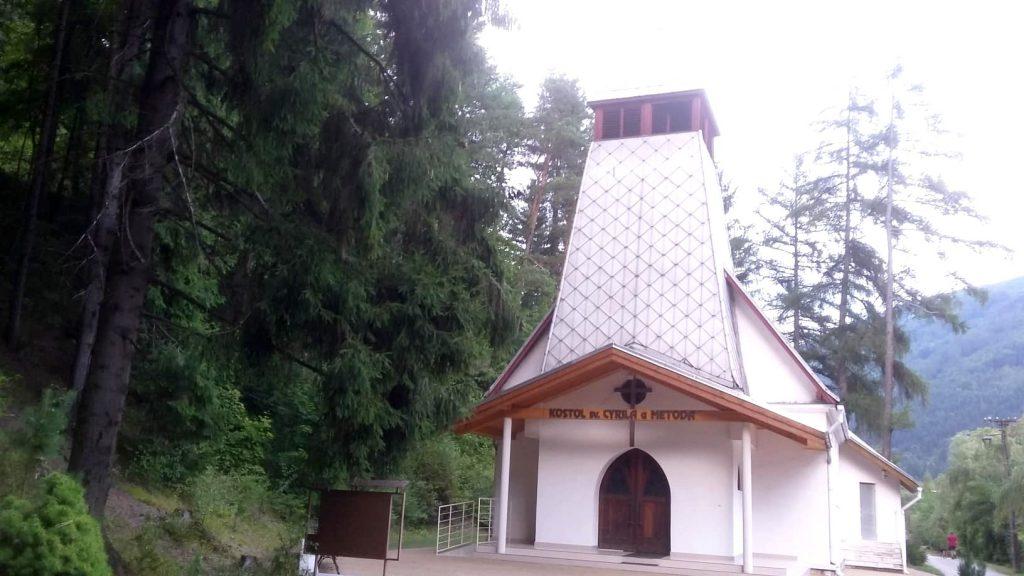 Ľubochňa kostol