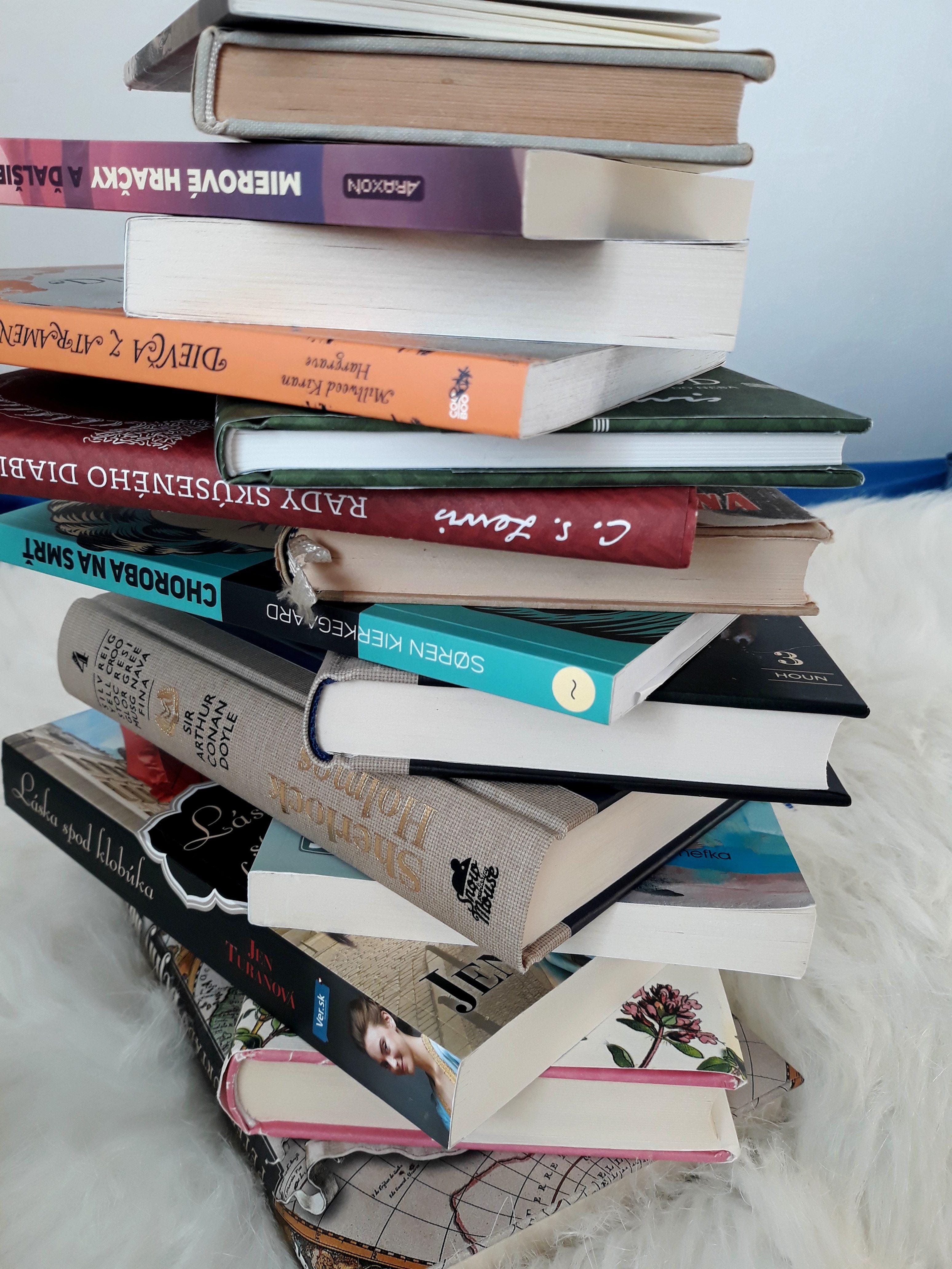 nové knihy