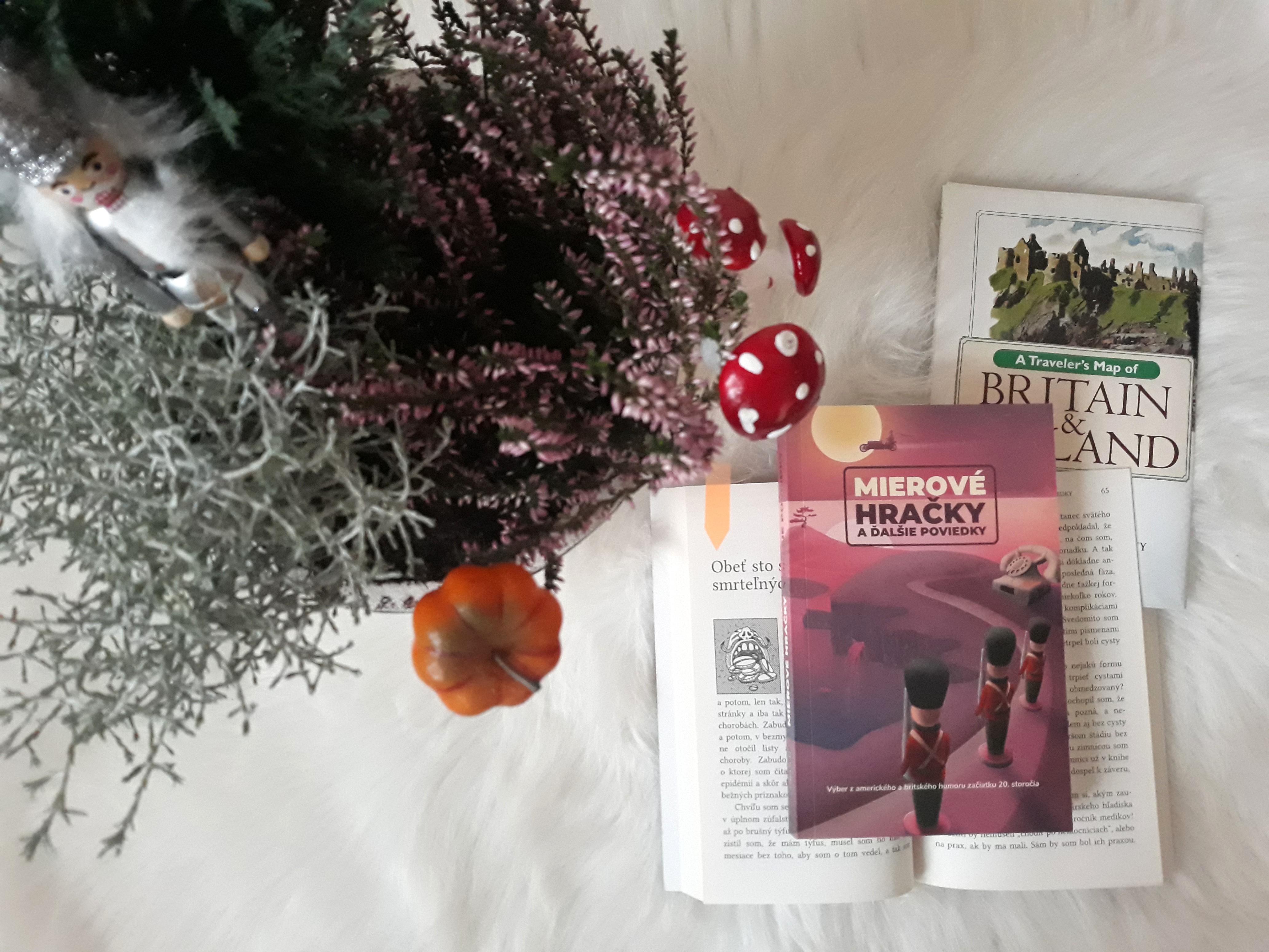 mierové hračky a ďalšie poviedky