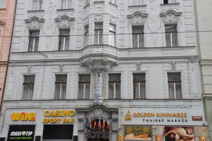 city centre praha