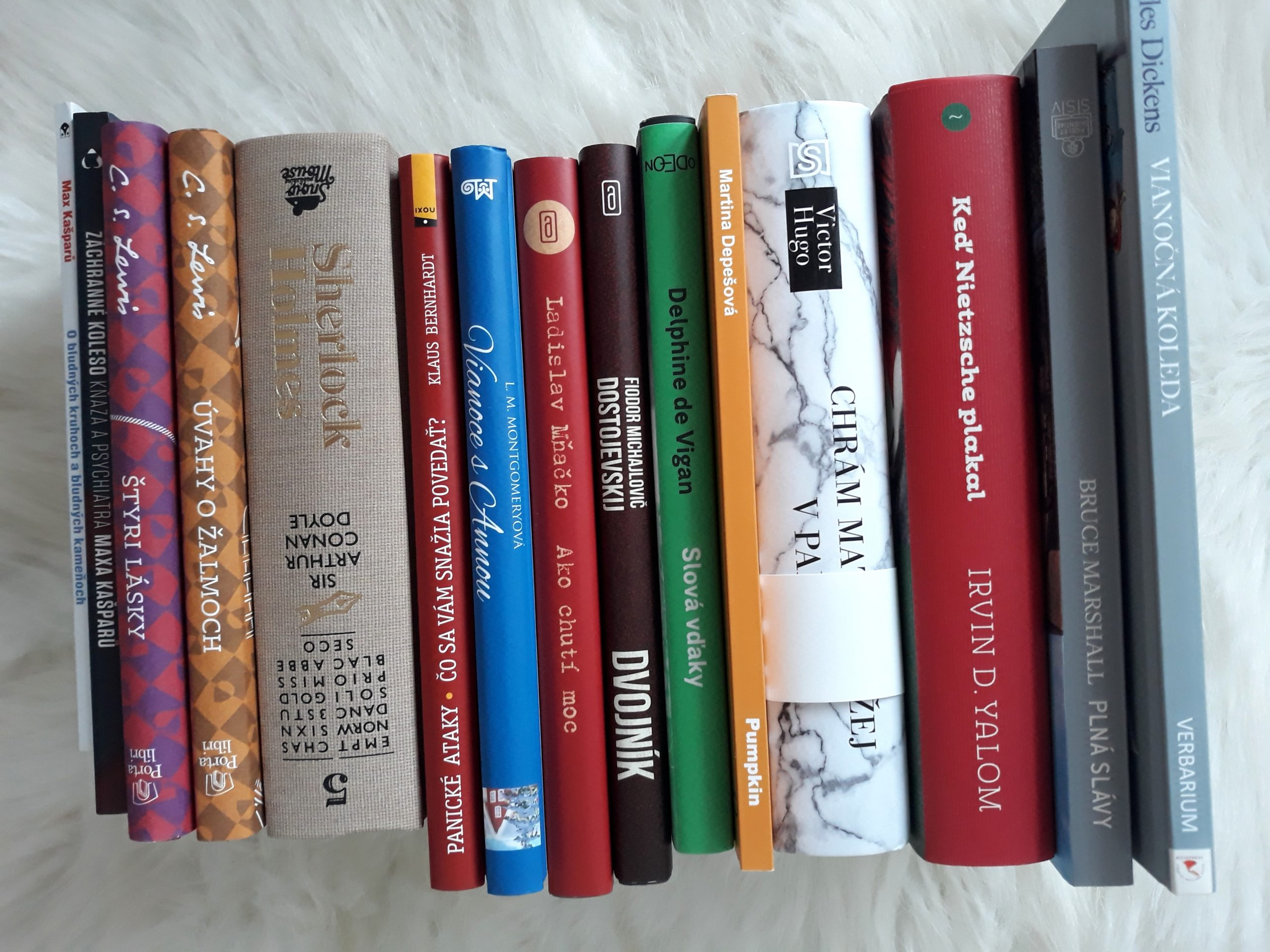 nove knihy