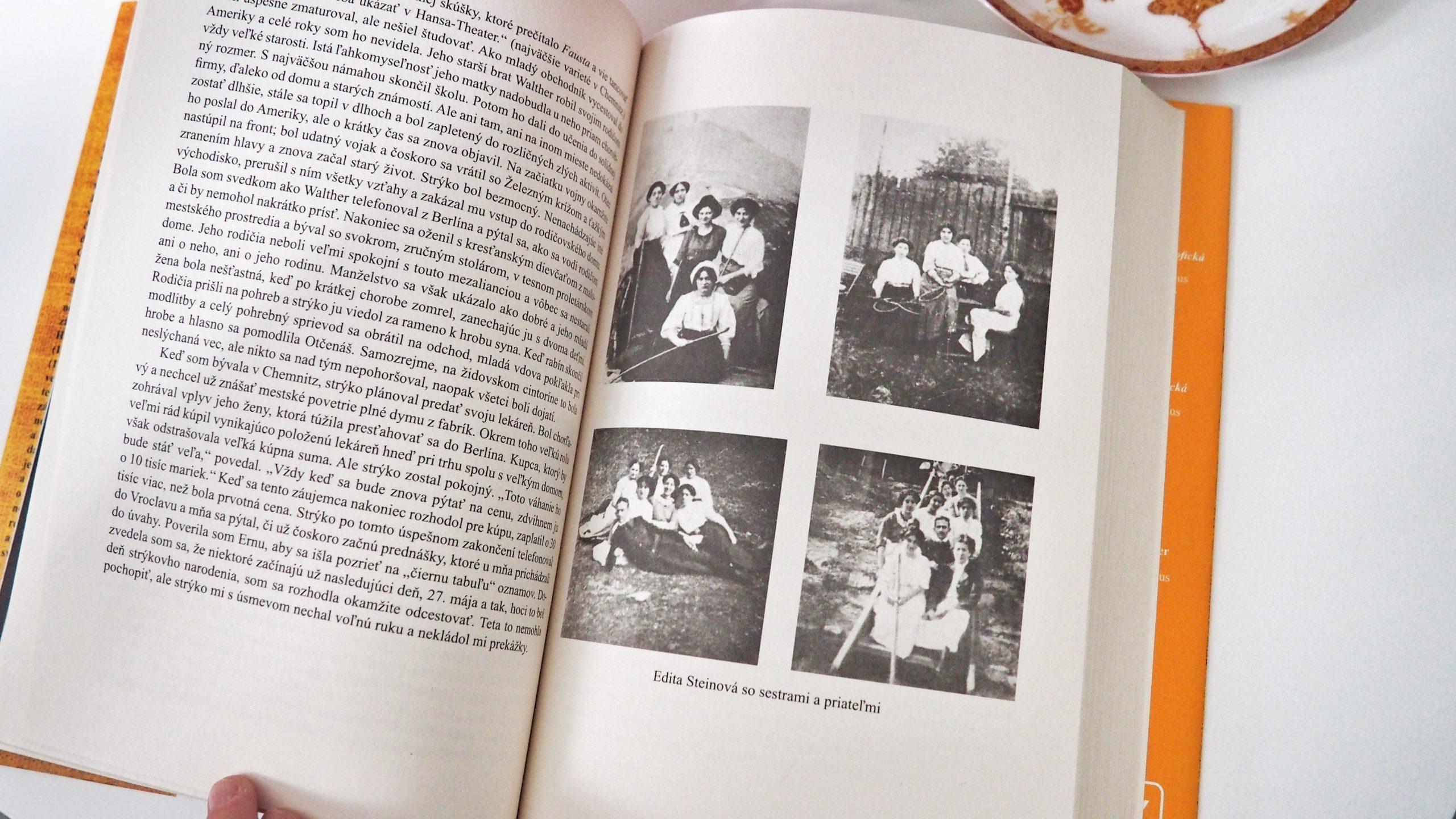 Príbeh jednej židovskej rodiny (autobiografia)